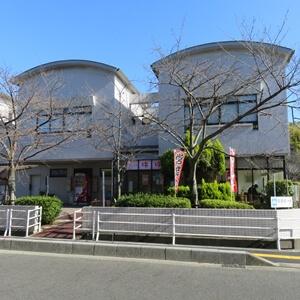 レストラン咲咲の建物